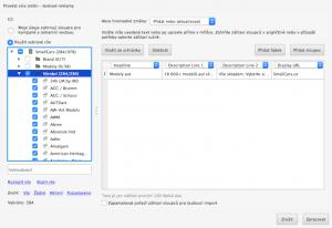 AdWords Editor - Přidat více textů