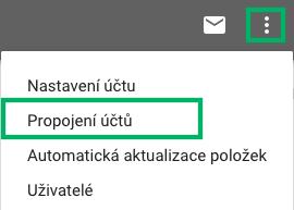 Google Merchant Center - nastavení propojení