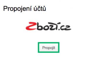 Propojení Zboží.cz s Sklikem