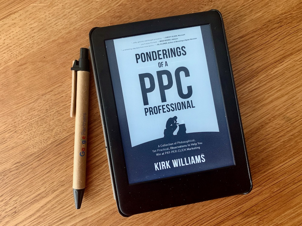 Ponderings of a PPC professional (Kindle)